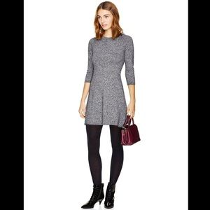 Sunday Best Grey Tolle Sweater Dress in XS